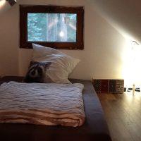 Gemütlicher Schlafboden unter'm Dach